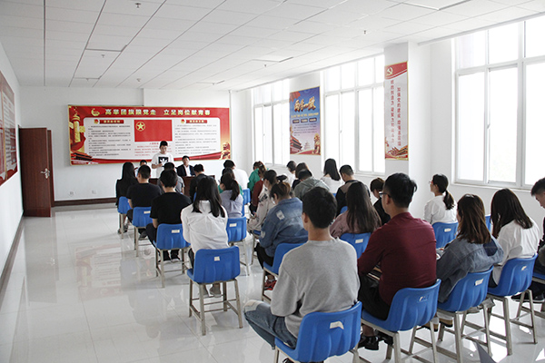 China Coal Group Organize The Celebrate May Fourth Youth Day Theme Activity