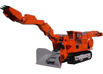 ZWY-100/45 Mining Excavator Crawler Mucking loader