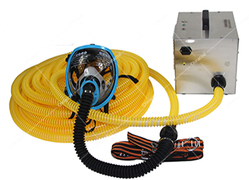 1-2 Workers Air-supplying Long-pipe Respirator