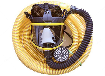 3-4 Workers Air-supplying Long-pipe Respirator